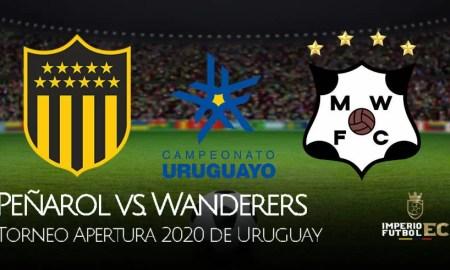 EN VIVO Peñarol vs Wanderers partido por el Campeonato de Uruguay