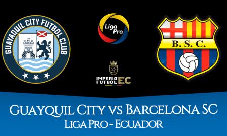 VER BARCELONA SC vs GUAYAQUIL CITY EN VIVO FECHA 8 2020