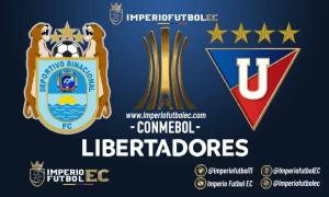 Binacional vs Liga de Quito EN VIVO