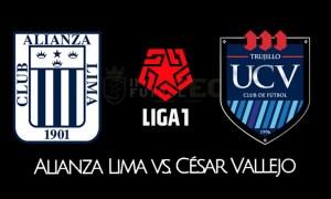EN VIVO Alianza Lima - César Vallejo VER PARTIDO
