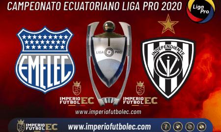 Emelec vs Independiente del Valle EN VIVO