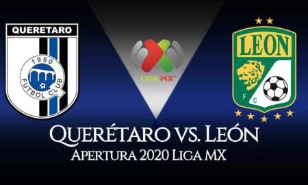 EN VIVOQuerétaro León Liga MX