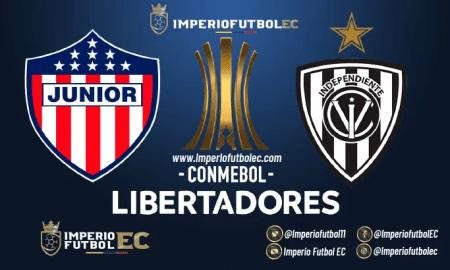 Junior vs Independiente del Valle En VIVO-01