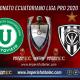 Liga de Portoviejo vs Independiente del Valle EN VIVO