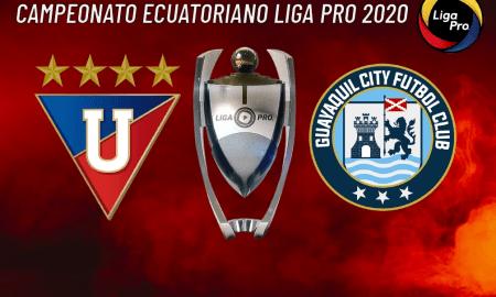 Liga de Quito vs Guayaquil City EN VIVO