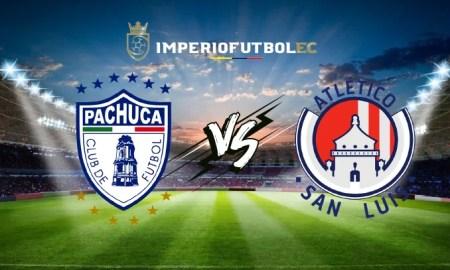 Pachuca - Atlético San Luis EN VIVO