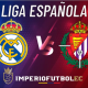 Real Madrid vs Real Valladolid EN VIVO-01