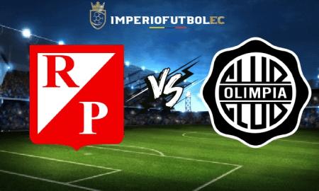 River Plate vs Olimpia EN VIVO