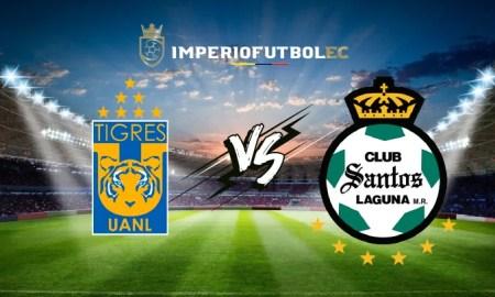 Tigres vs Santos EN VIVO