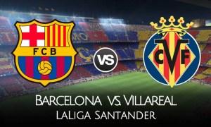 VER Barcelona - Villarreal EN VIVO EN DIRECTO ONLINE
