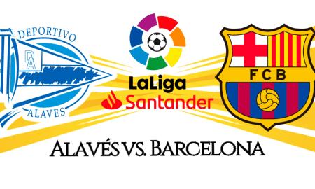 EN VIVO ESPN Barcelona vs. Alavés