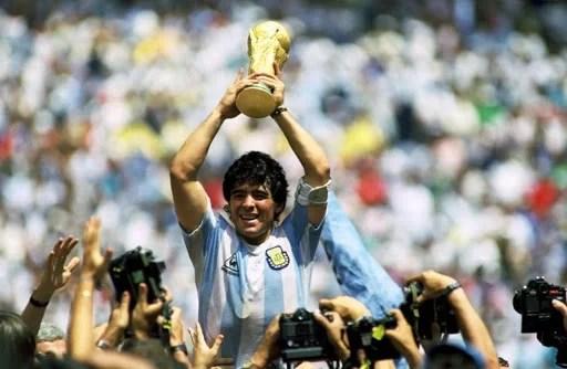 Los mejores goles de Diego Armando Maradona
