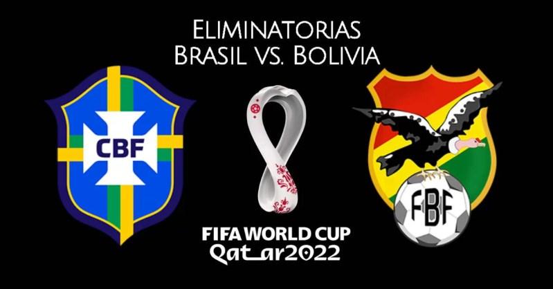 VER HOY GRATIS Bolivia - Brasil EN VIVO