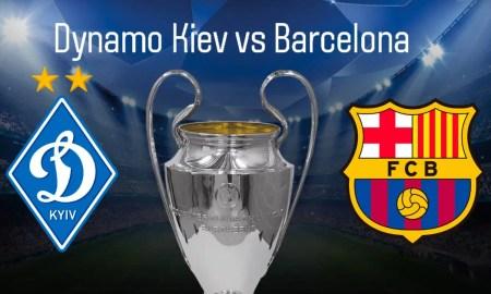 Barcelona vs Dinamo Kiev EN VIVO ESPN
