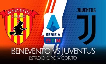 EN VIVO Juventus vs Benevento vía ESPN y RAI por Serie A
