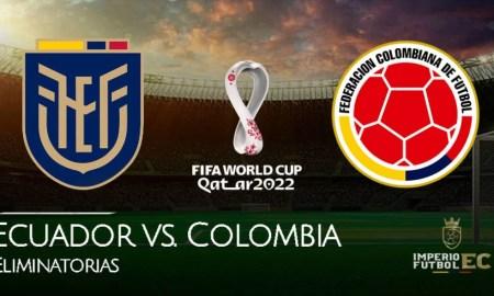 Ecuador vs Colombia EN VIVO EL CANAL DEL FUTBOL horarios