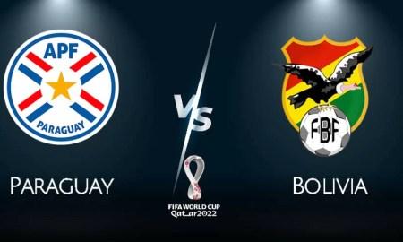 Paraguay vs Bolivia EN VIVO Tigo Sports por Eliminatorias Qatar 2022