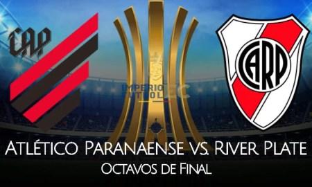 River Plate vs Atlético Paranaense EN VIVO ESPN 2 y ESPN Play en Curitiba