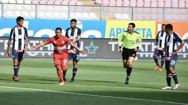 Sport Huancayo derrotó a Alianza Lima y descendió a la segunda división