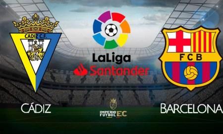 Barcelona vs. Cádiz EN VIVO Canales y cómo ver LaLiga Santander