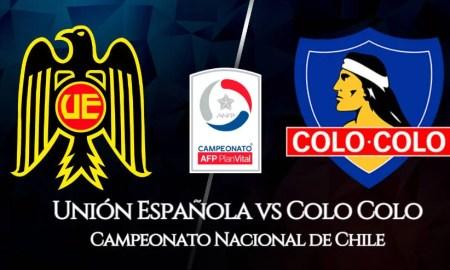Colo Colo vs Unión Española EN VIVO partido por el Campeonato Nacional de Chile