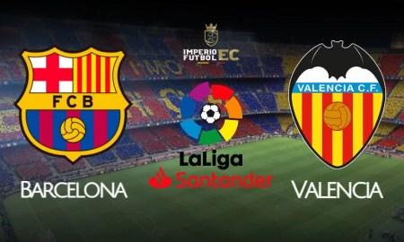 EN VIVO Barcelona vs Valencia por DIRECTV Sports