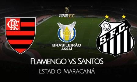 Flamengo vs Santos EN VIVO Premiere Horarios y cómo ver el Brasileirao