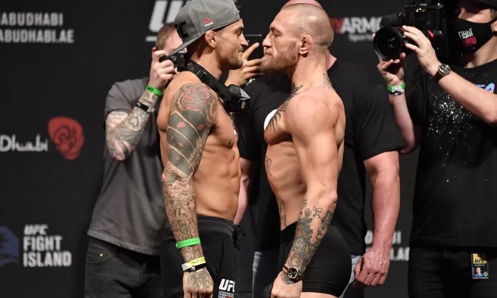 EN VIVO Conor McGregor vs. Dustin Poirier UFC 257