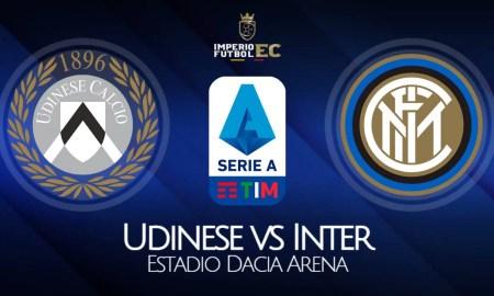 Inter vs Udinese EN VIVO VER PARTIDO este sábado 23 de enero ONLINE