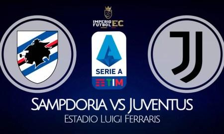 Juventus vs Sampdoria EN VIVO ESPN por la Serie A