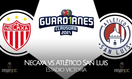 Necaxa vs Atlético San Luis EN VIVO TUDN 2021 Liga MX