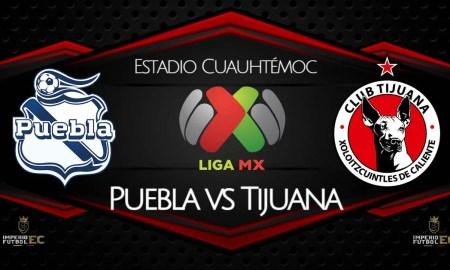 Puebla vs Tijuana EN VIVO dónde VER PARTIDO por LIGA MX