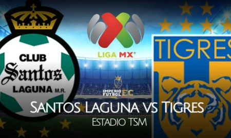Santos Laguna vs Tigres EN VIVO TUDN este domingo 17 de enero en el Estadio TSM