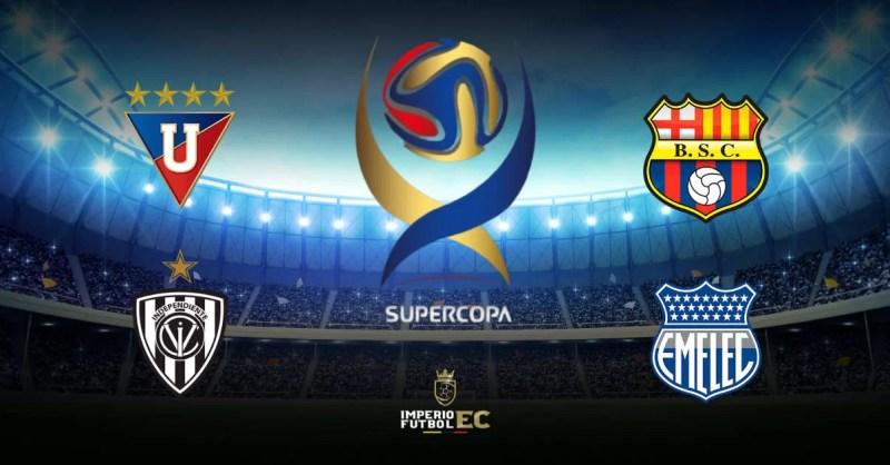 Super Copa de Ecuador 2021
