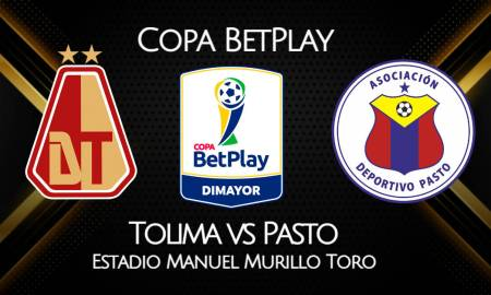 Tolima vs Deportivo Pasto EN VIVO desde Ibagué por la semifinal de la Copa BetPlay 2021 desde las 1515 horas.