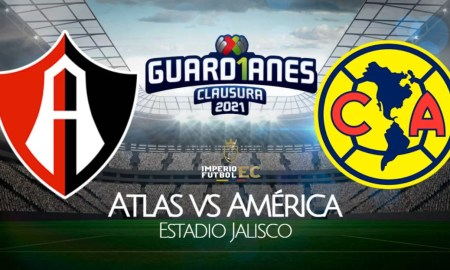 América vs Atlas EN VIVO TUDN VER partido por la Liga MX jornada 7