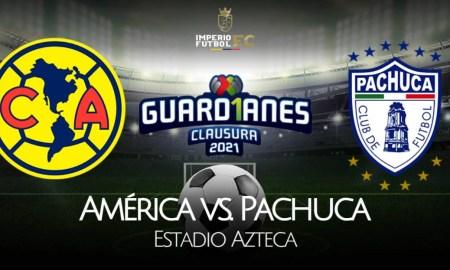 América vs Pachuca EN VIVO por TUDN partido por Liga MX