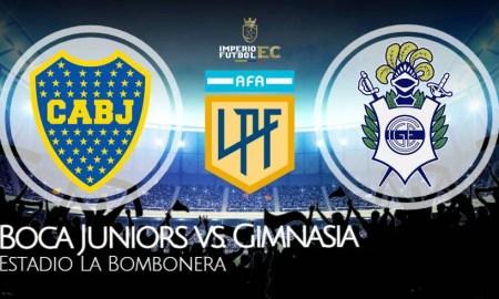 Boca Juniors vs Gimnasia EN VIVO Donde ver Copa Liga Profesional 2021