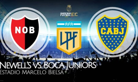 Boca Juniors vs Newell's EN VIVO FOX Sports por la Copa de la Liga Profesional