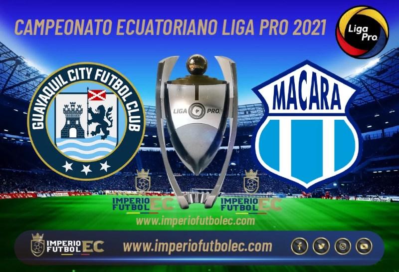 Guayaquil City vs Macará EN VIVO-01