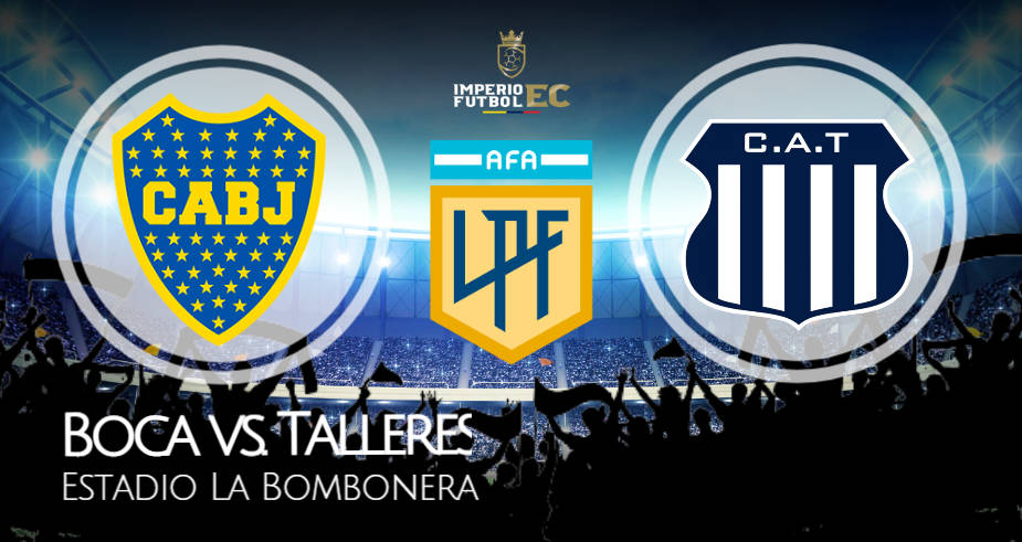 Boca - Talleres Ver FOX Sports Premium EN VIVO dónde ver Copa LFP 2021
