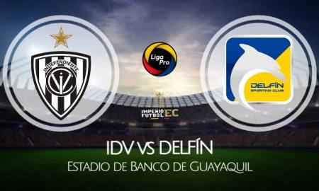 VER IDV - Delfín EN VIVO por la fecha 5 de la Liga Pro Serie A 2021