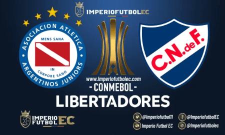 Argentinos Juniors vs Nacional EN VIVO-01