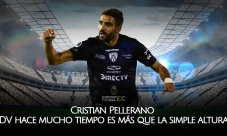 Cristian Pellerano IDV hace mucho tiempo es más que la simple altura
