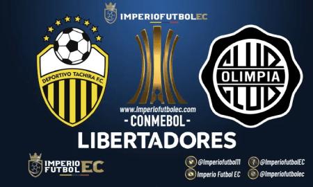 Deportivo Tachira vs Olimpia EN VIVO-01