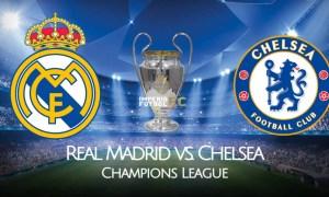Real Madrid - Chelsea EN VIVO por Champions League
