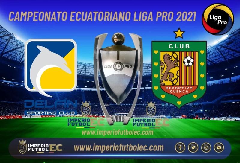 VER Delfín vs Deportivo Cuenca EN VIVO-01