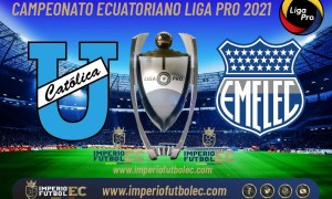 VER Universidad Católica vs Emelec EN VIVO-01
