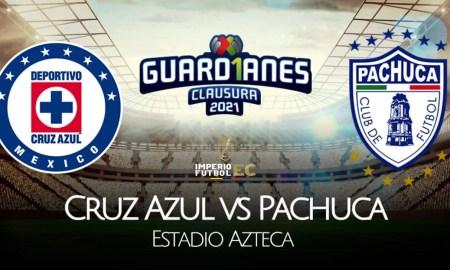 Cruz Azul - Pachuca EN VIVO TUDN por la semifinal de la Liga MX