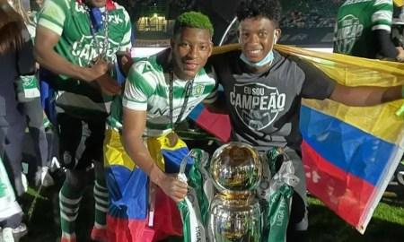 Gonzalo Plata Campeon